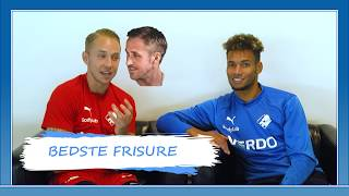 Randers FC-hjørnet - Bedste og Værste Frisure