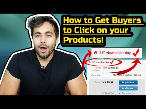 EBay Image SEO - How To Optimize Product Images To BOOST Sales!