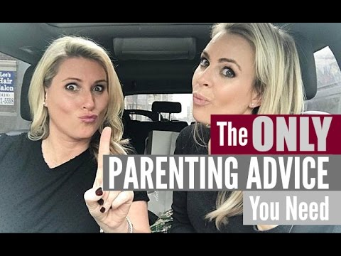 The ONLY Parenting Advice You Need | #MOMTRUTHS