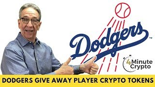 LA Dodgers To Giveaway Player Crypto Tokens