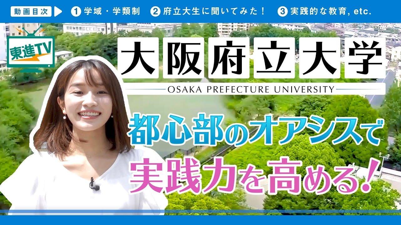 【大阪府立大学】キャンパスの魅力|社会に根ざした実践教育で世界に飛び立つ人材育成