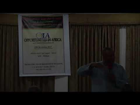 Key Repatriation & Investment Notes - Ghana Nov 2017 Tour