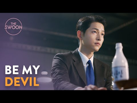 Song Joong-ki gets asked to become the devil that brings true evil down | Vincenzo Ep 3 [ENG SUB]