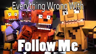 Everything Wrong With Follow Me In 11 Minutes Or Less