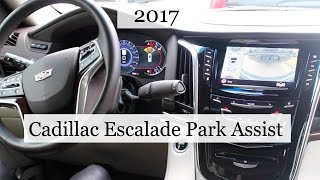 2017 Cadillac Escalade | Parking Assist