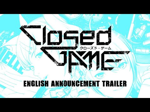 Closed Game - English Announcement Official Trailer