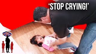 Teaching Dad How To Use The Naughty Step - Supernanny US
