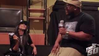 "Mila J Talks ""Made in LA""; Prince; Being a Scorpio"