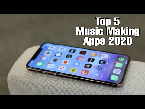 Best Music Making Apps For Android Free   2019 Studio Apps DAW !!