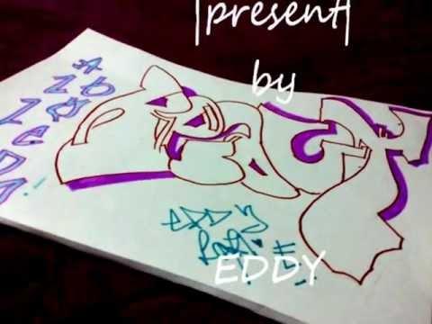 Simple Graffiti By Eddy