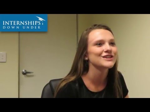 Internship in Australia - Finance Accounting; Erica