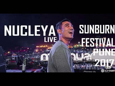 Nucleya Live @ Sunburn Festival 2017 Pune India