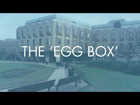 Picturing Sheffield - The 'Egg Box'