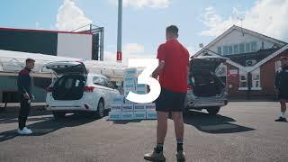 Mitsubishi Box-It Challenge in collaboration with BiGDUG