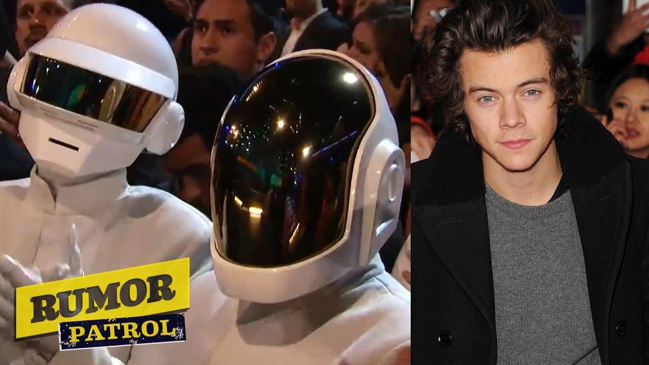 Hollyweird: Daft Punk Unveiled, Jennifer Lawrence's Dirty ...