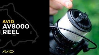 AVID CARP- AV8000 Reel