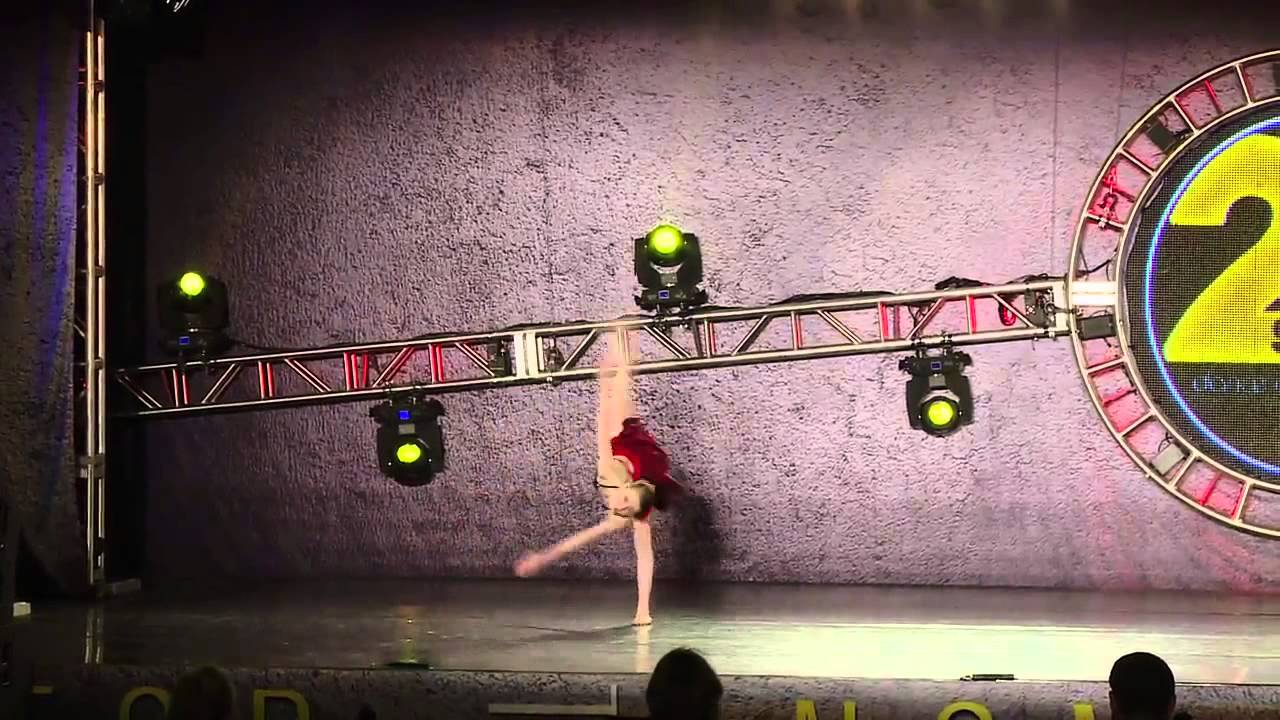 2015 Musical Theater Solo Be Italian Youtube