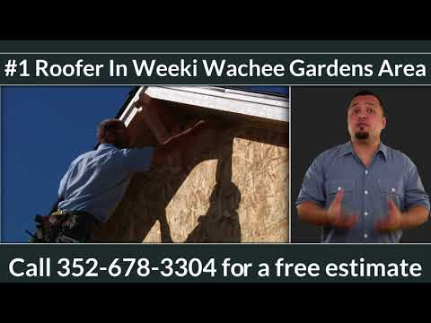 Weeki Wachee Gardens, Fl Roofers | Roofing Contractor