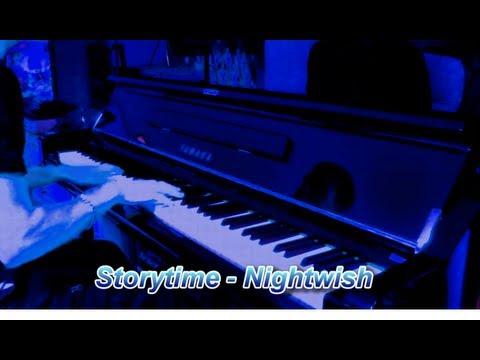 Nightwish - Storytime - Piano Cover (Imaginaerum) (HD)