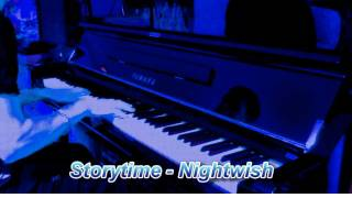Nightwish - Storytime - Piano Cover (Imaginaerum) (HD)