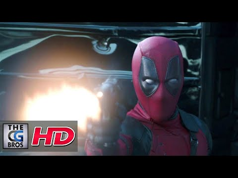 "CGI VFX Making Of: ""Dead Pool: Breakdown"" - by Image Engine"