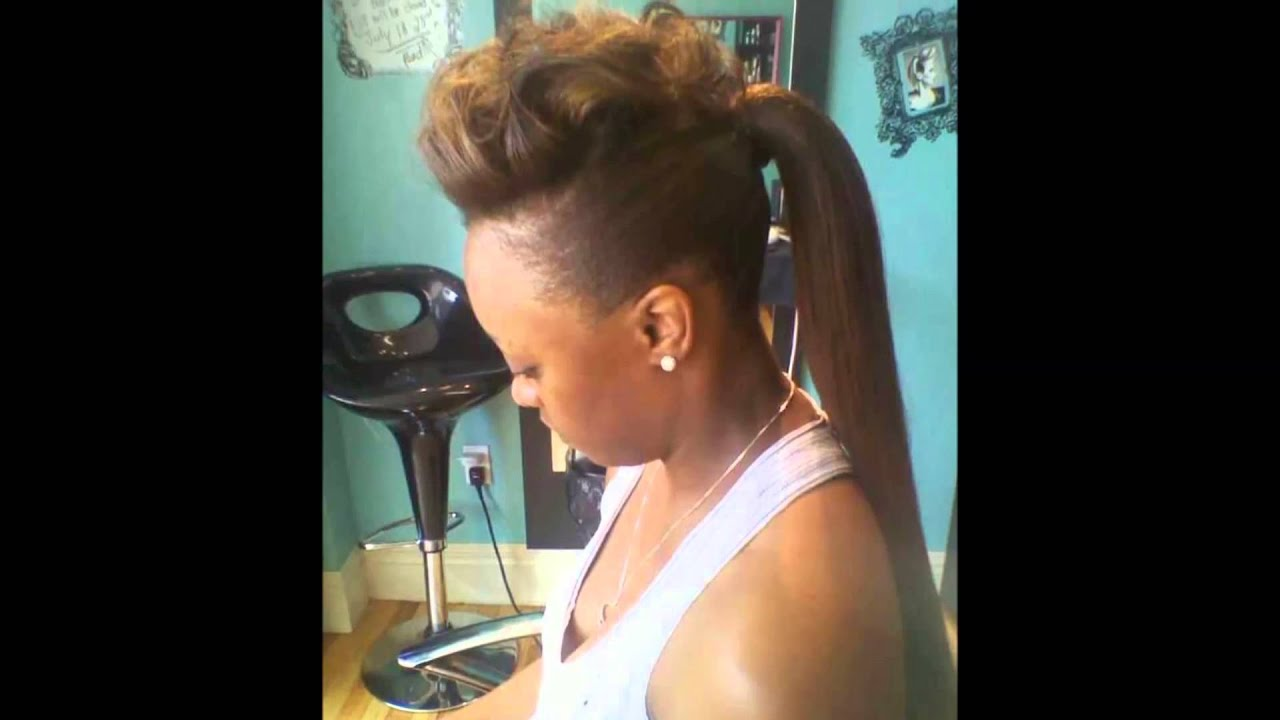 Style By Cre Stlouis Hair Salon Youtube