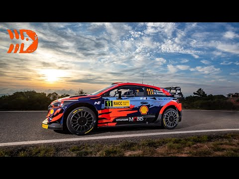 2021 WRC Rally Spain - DAY 2 PREVIEW