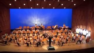 徳山吹奏楽団第33回定期演奏会 第2部 2015年11月14日 周南市文化会館.