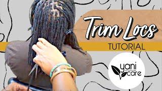 Trim Your Locs by Yani Care Studio
