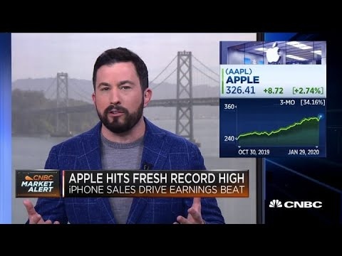 Apple CEO Tim Cook says camera, price is behind strong iPhone demand
