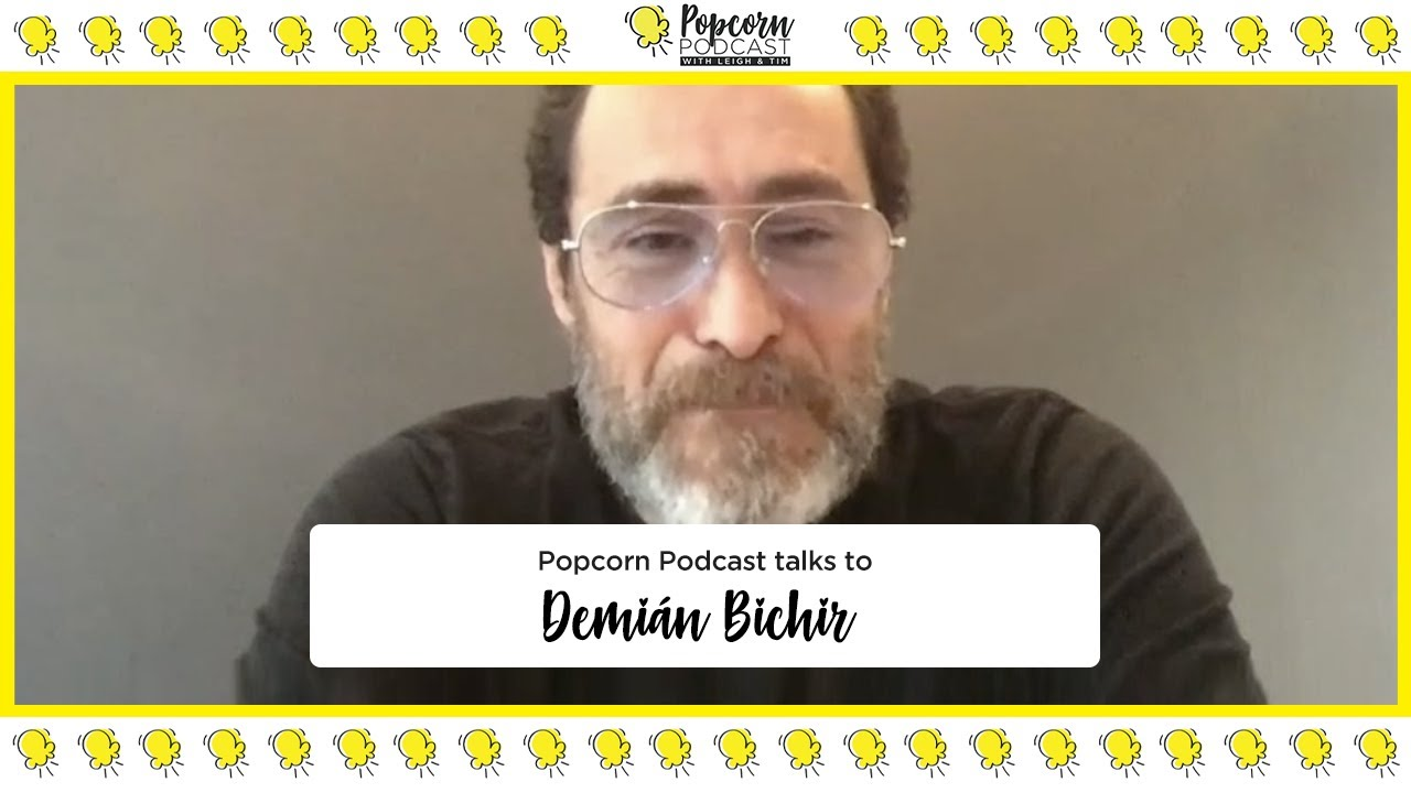 Demián Bichir - Popcorn Podcast - Video Editor