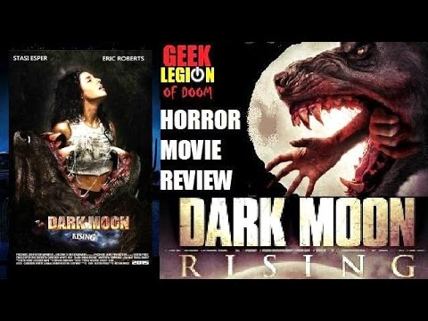 DARK MOON RISING ( 2015 Eric Roberts ) Werewolf Horror Movie Review