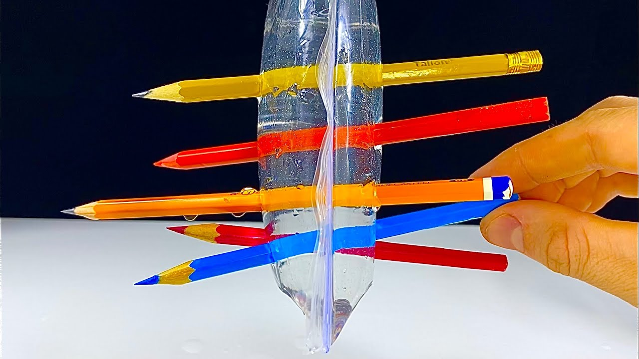 9 AMAZING DIY SCIENCE EXPERIMENTS TO DO AT HOME | inventor 101