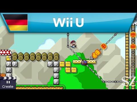 Super Mario Maker - Oktoberfest-Level Playthrough Süddeutsche Zeitung (Wii U)