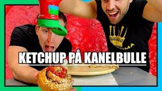 Kan man ha Ketchup på ALLT?