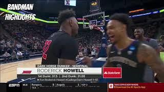 2019 NCAA Dunk Contest - Full Highlights Video