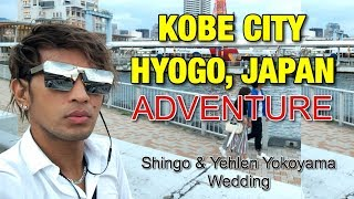 KOBE CITY ADVENTURE | HYOGO JAPAN | SHINGO & YEHLEN WEDDING |