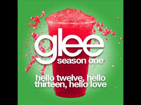 Glee Karaokes - Hello Twelve, Hello Thirteen, Hello Love (Karaoke/instrumental)