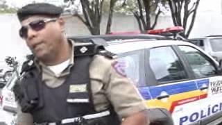 TV NORTE No Combate Ao Tráfico De Drogas, Polícia Militar Aprende Drogas E Prende Quatro Jovens Na Vila São Domingos 09 11 12