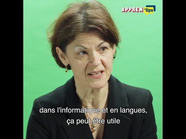 CA S'APPREND #2 - Comment  candidater Fabienne GORON