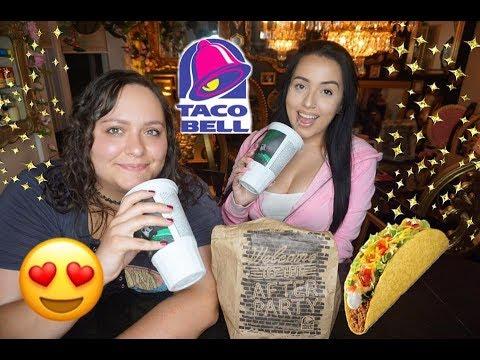 Vegetarian Taco Bell Mukbang