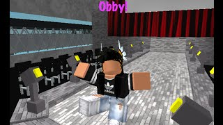 Kay Plays Roblox - Escape Prison Obby