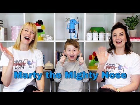 Marty The Mighty Nose | The Perfume Pros