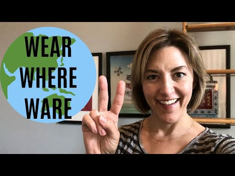 How To Pronounce WHERE, WEAR, WARE - American Homophone English Pronunciation Lesson