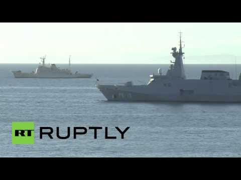 Venezuela: US-chartered ship detained over alleged illegal activities