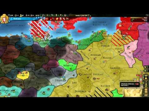 Europa Univeralis 3 - Co-LP with Asmodeus, Part 34 - England ban, Scots free. Norway screws w HRE
