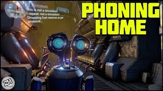 Phoning Home First Look! Robot Survival? | Z1 Gaming