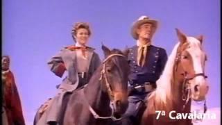 Setima Cavalaria - Trailer Dublado 1956.wmv