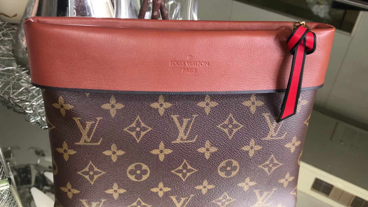 5afa845aa291 Louis Vuitton Pochette Tuileries ❤ - YouTube