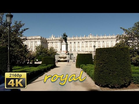 Guided Tour in Barrio de la Latina, Madrid - Spain 4k Travel Channel